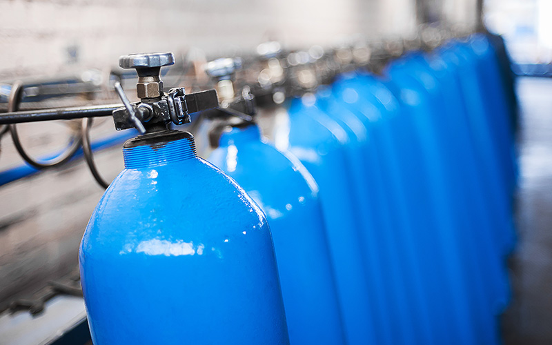 Industriegas - Erwin Maier GmbH + Co. KG -Mineralölhandel Stuttgart -